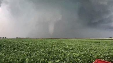 Photo of طقس ممطر بالمملكة في أول أيام حالة الطوارئ الصحية