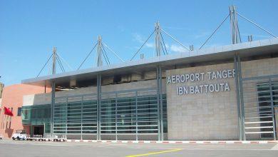 Photo of حركة النقل الجوي بمطار طنجة ترتفع بأزيد من 15 في المائة