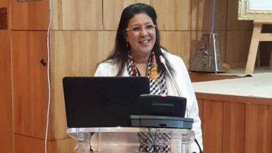 Photo of جميلة صدقي.. قاضية مغربية بالمحكمة الإدارية الإفريقية