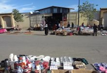 "Photo of تجار ""كسباراطا"" يتحدون الوالي امهيدية ويفتحون محلاتهم"