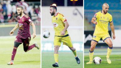 Photo of بالأرقام : 3 مغاربة يتصدرون قائمة أكثر اللاعبين صناعة للأهداف بهذا الدوري