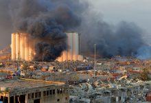 Photo of انفجار بيروت..الإتحاد الأوروبي يرسل 100 إطفائي لإنقاذ لبنان