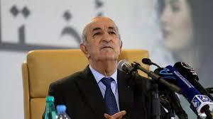 Photo of استفتاء على الدستور الجزائري مطلع شهر نونبر المقبل