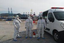 Photo of فيروس كورونا يتسلل إلى جمارك ميناء طنجة المتوسط