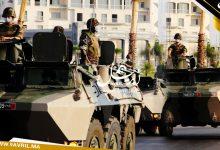 Photo of بالفيديو..لحظة وصول قوات الجيش المغربي إلى طنجة
