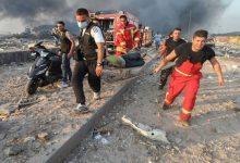 Photo of مواطنة مغربية ضمن المصابين في انفجار بيروت