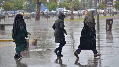 Photo of طقس الثلاثاء.. استمرار التساقطات المطرية بأقاليم الشمال